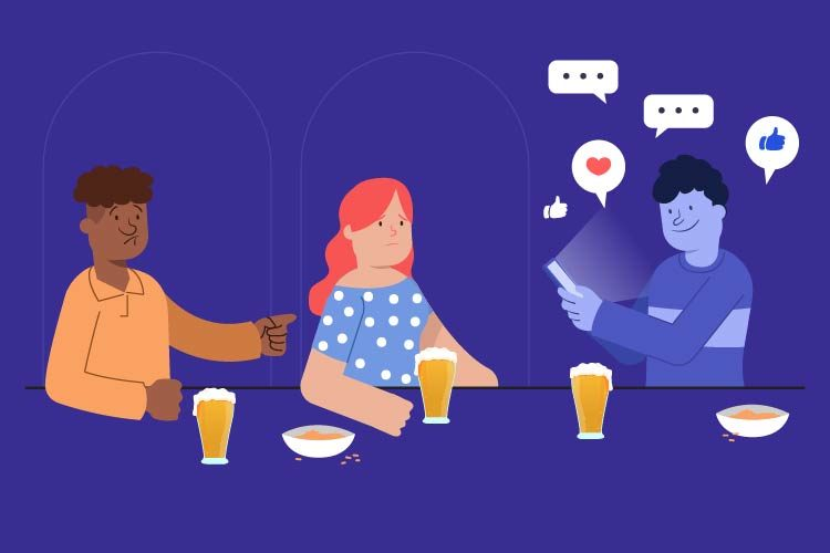 Why Online Friendship Isn't The Best Thing To Do